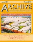 ARCHIVE MAGAZINE ISSUE 109 ISSN: 1352-7991-109